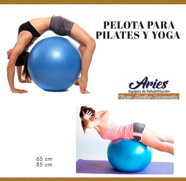 Pelotas para pilates y yoga - 0