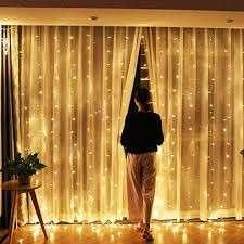 Cortina de luces LED - 2