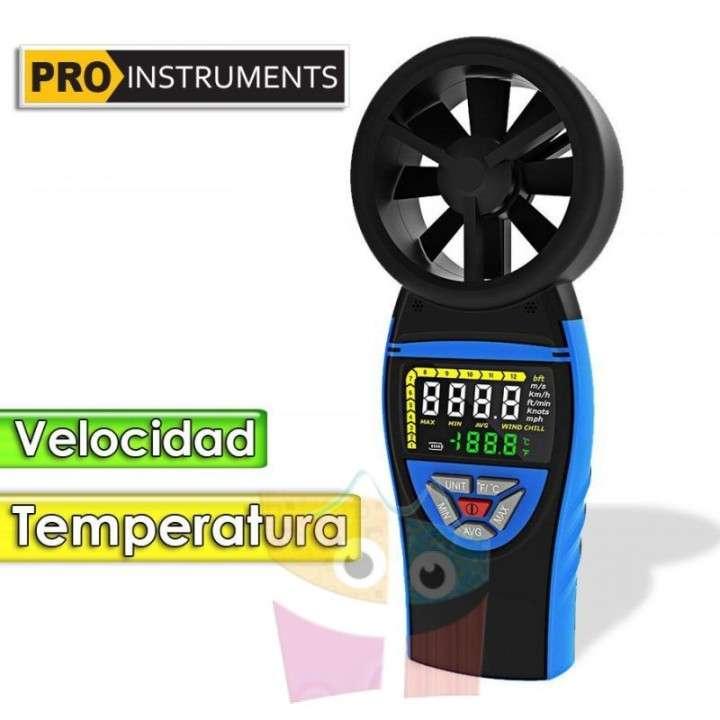 Termo Anemómetro Hold Peak by Pro Instruments HP-8805 - 0