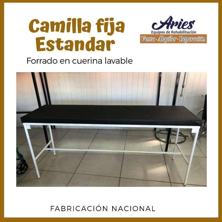 Camilla de Examinación Fija - 0