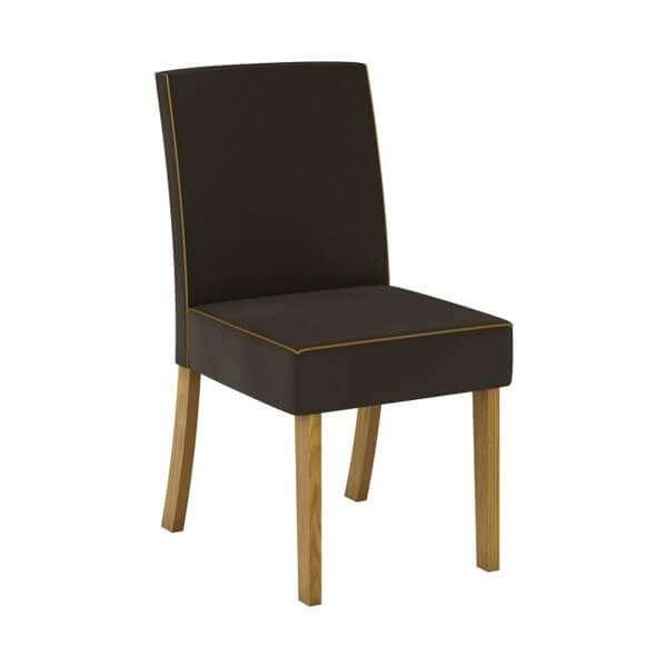 Conjunto Alfa 6 sillas Maris Henn Nature - 1