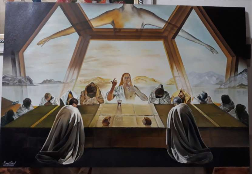 Cuadros religiosos - 1