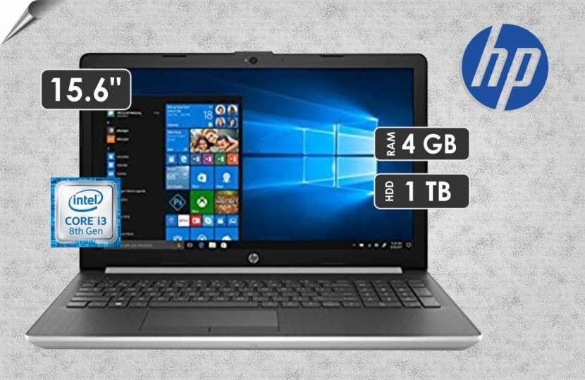 Notebook HP Intel Core i3 4GB 1TB - 0