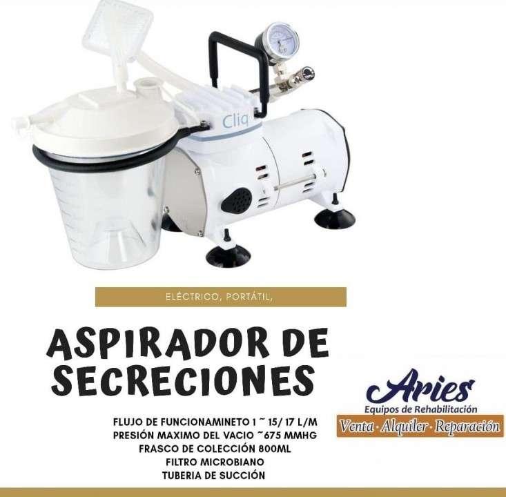 Aspirador de secreciones - 0