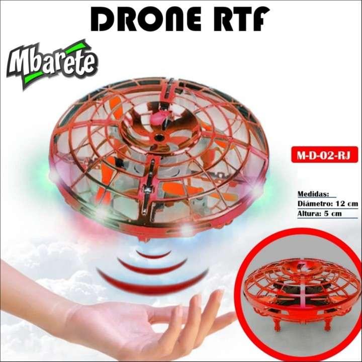 Drone RTF Mbarete OVNI con luces - 1