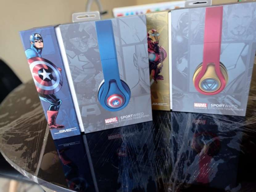 Audífonos Marvel para niños - 0