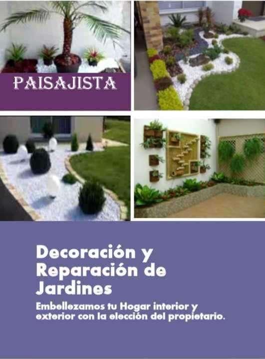 Decoración de interiores y jardín - 0