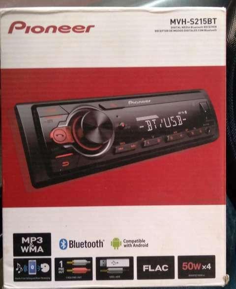 Auto radio pionner - 0