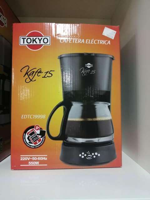 Cafetera + Licuadora TOKYO - 0