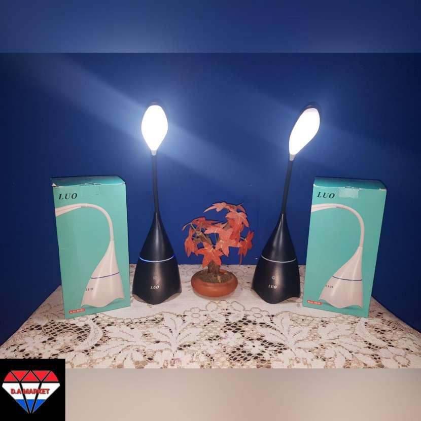 Lámpara LED con Bluetooth - 0