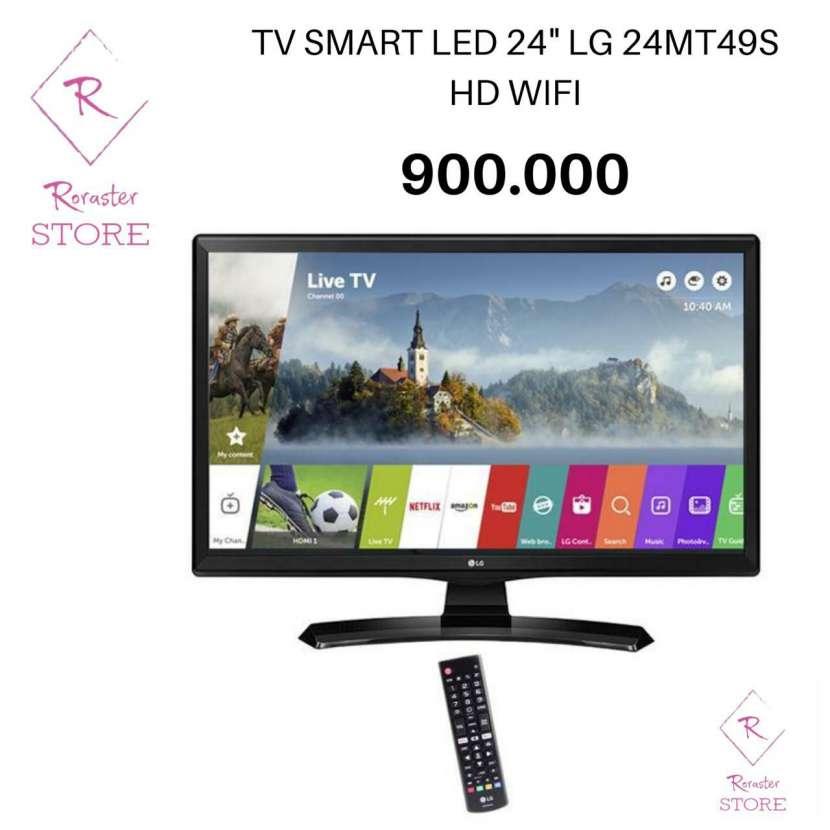 TV Smart LED LG 24 pulgadas - 0