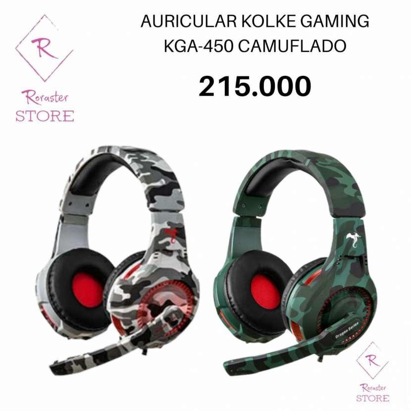 Auricular Kolke Gaming - 0