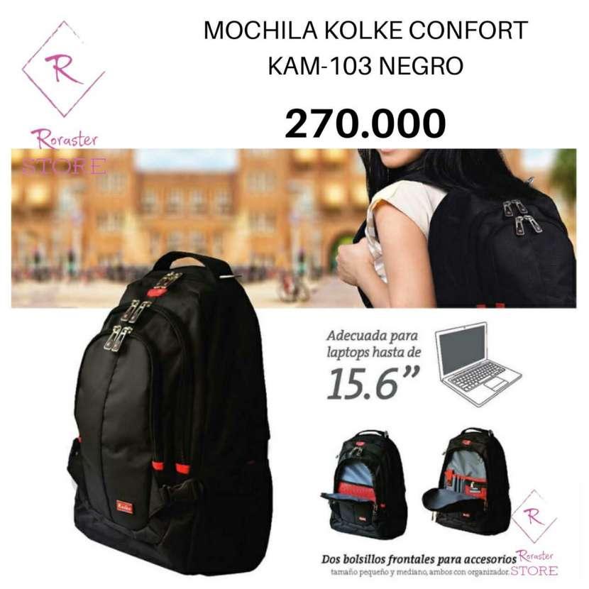 Mochila Kolke - 0