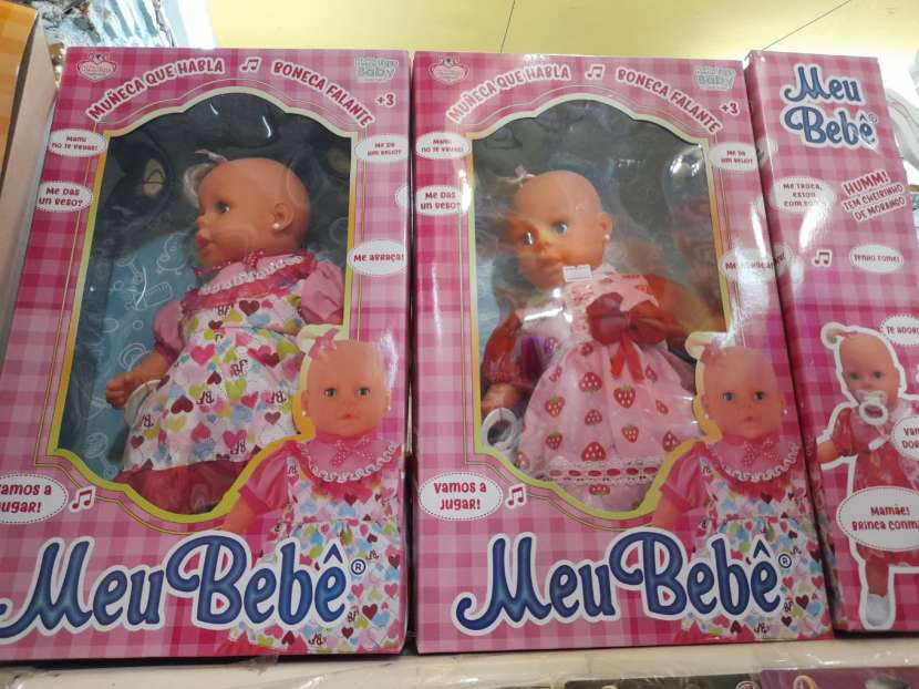Muñecas meu bebé - 0