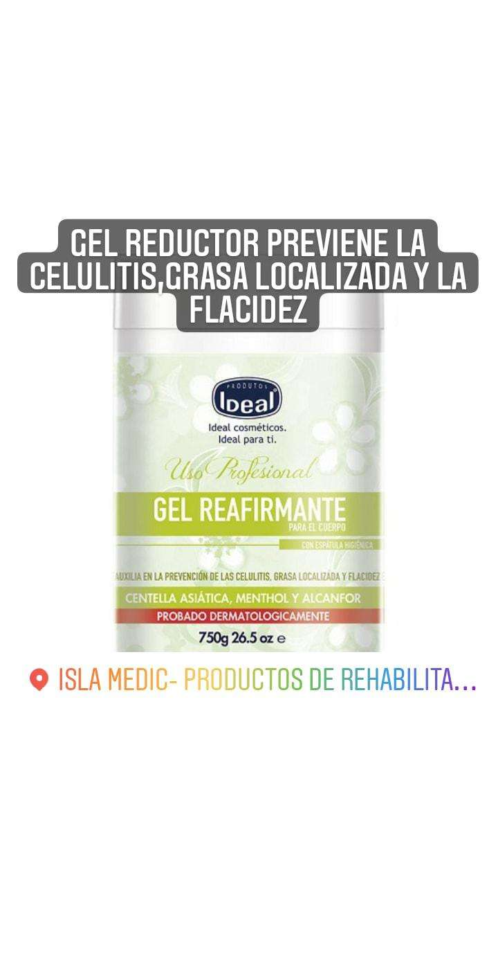 Gel reafirmante - 0