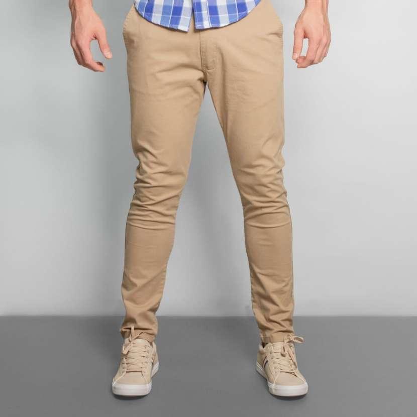 Pantalón para caballeros - 0