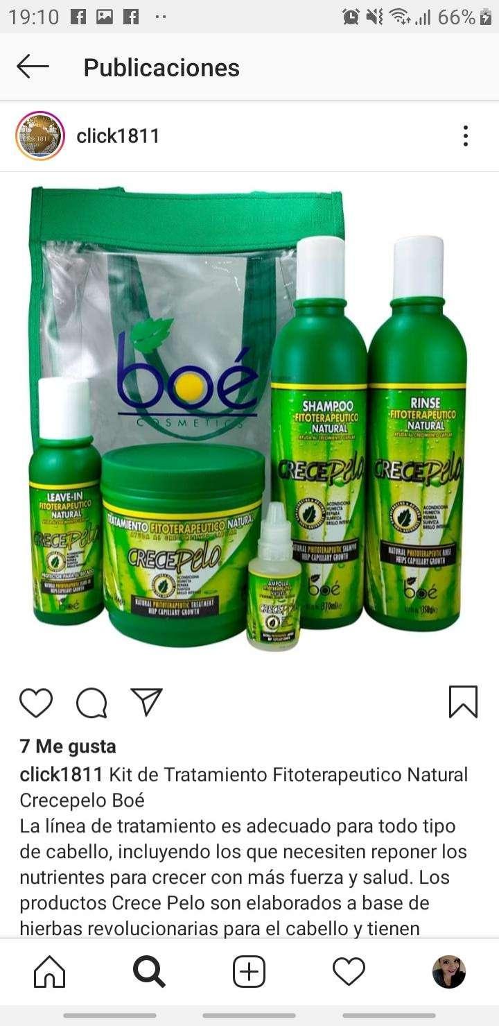 kit de tratamiento de crecepelo - 0