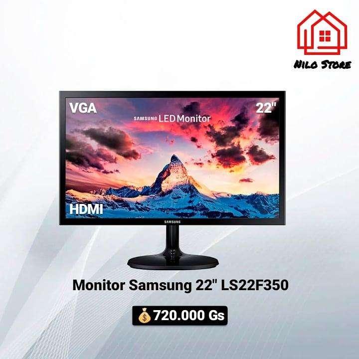 Monitor Samsung 22 pulgadas LS22F350 - 0