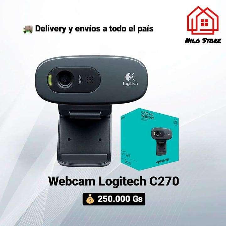 Webcam Logitech c270 - 0