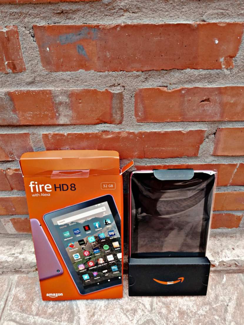 Tablet Amazon Fire HD 8 - 0