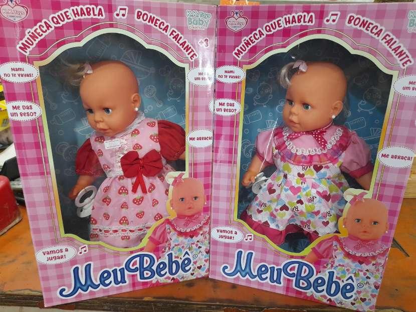 Muñecas meu bebé - 1