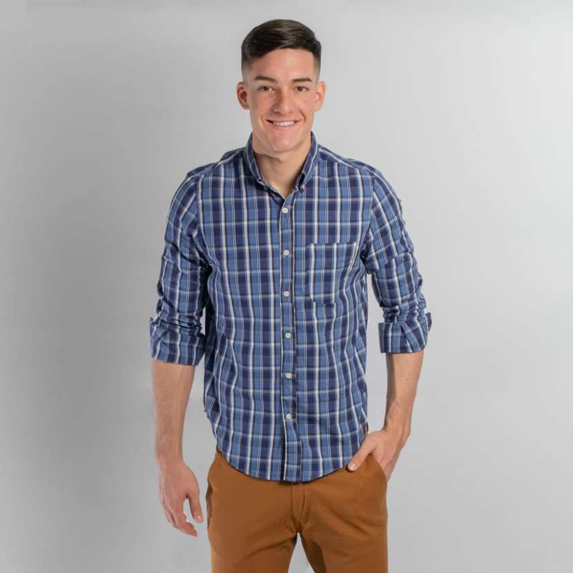 Camisas marca OVO - 1