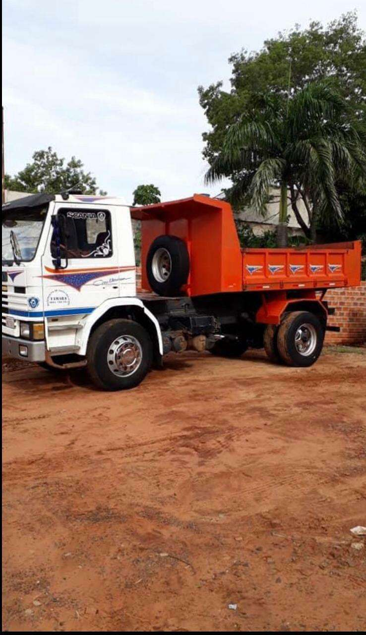 Tumba Scania 82M sencillo - 1