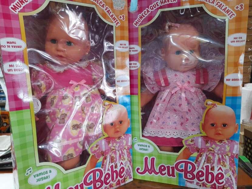 Muñecas meu bebé - 2