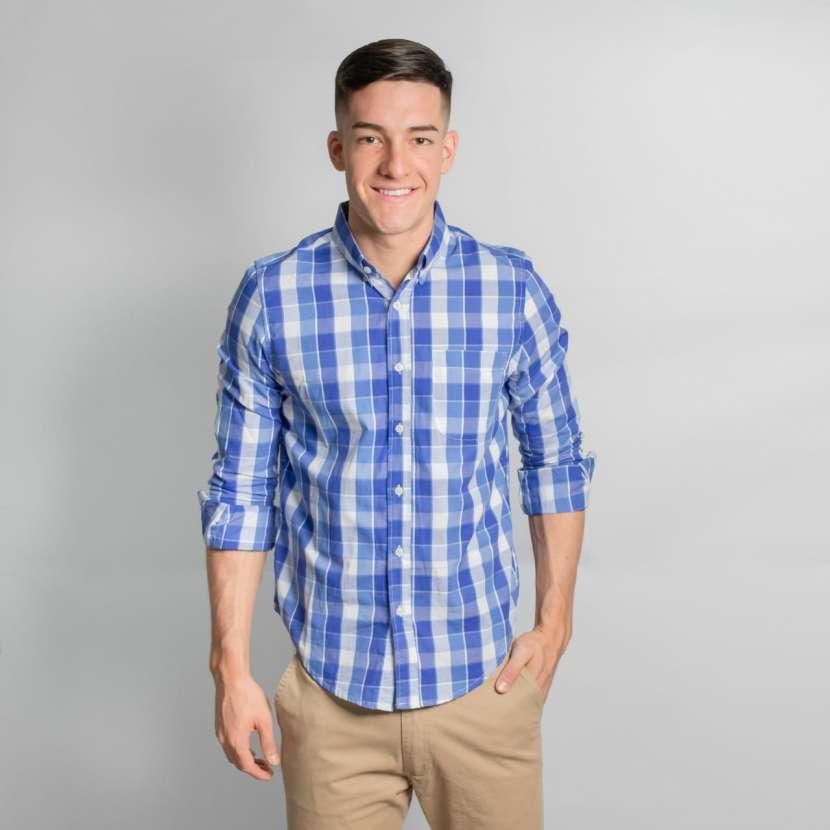 Camisas marca OVO - 2