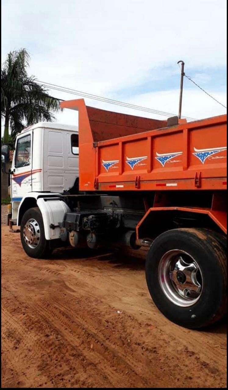 Tumba Scania 82M sencillo - 2