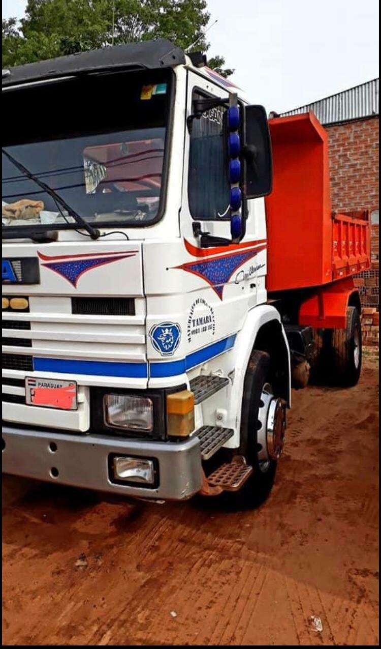 Tumba Scania 82M sencillo - 3