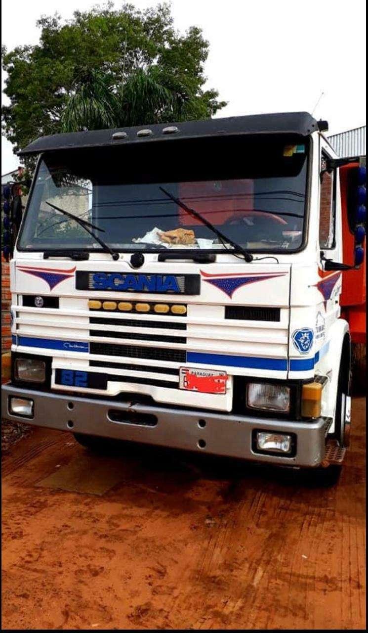 Tumba Scania 82M sencillo - 4