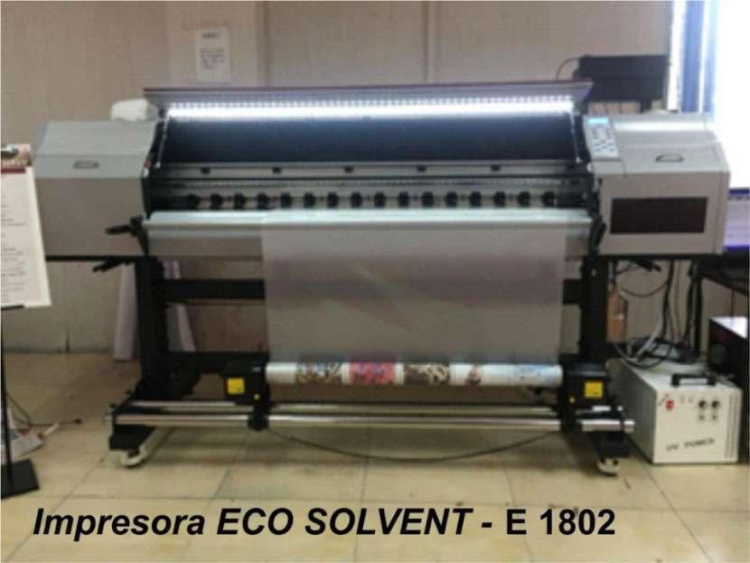 Máquina de impresión digital - 0