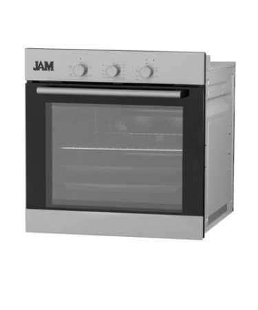 Horno JAM empotrable BO-60IX Inox 240°C - 0