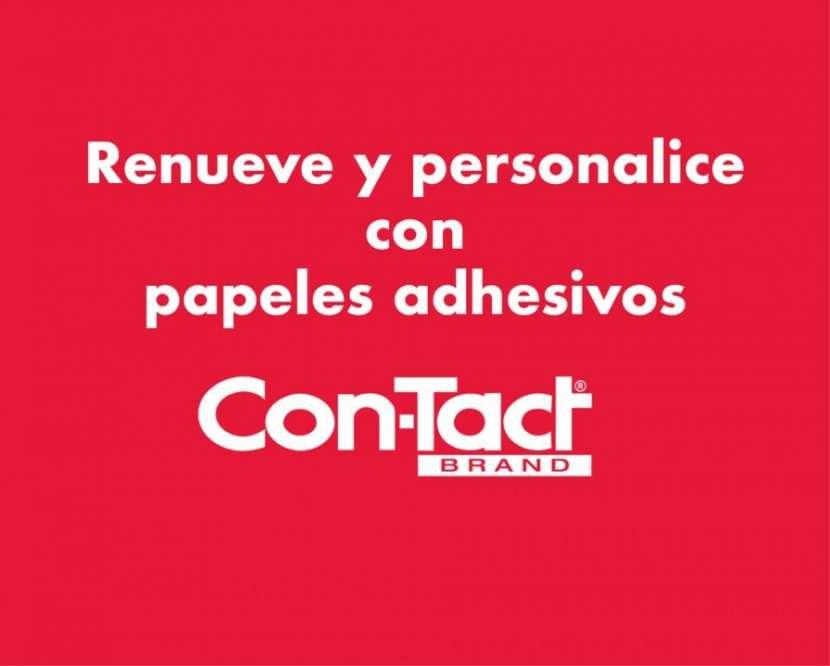 Papel adhesivo contact - 0