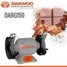 Amoladora de banco Daewoo 152mm