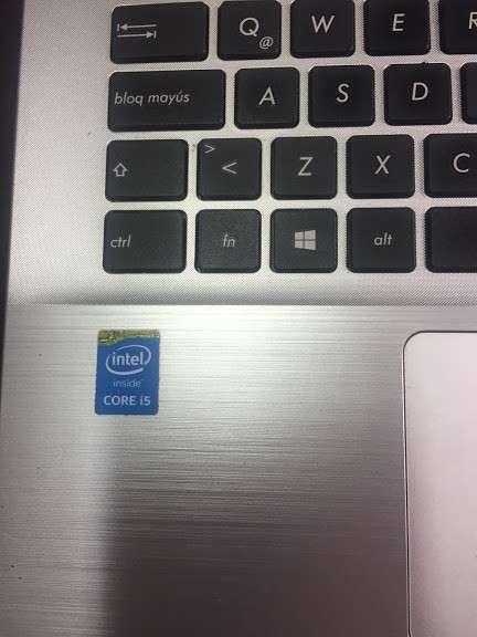 "Notebook Asus 14"" Core I5 1Tb HHD 6 RAM ampliada a 12 RAM - 2"