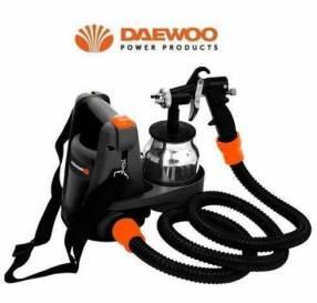 Compresor Portátil Daewoo
