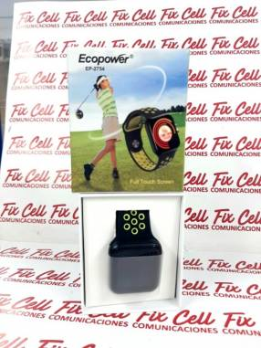 Smartwatch Ecopower