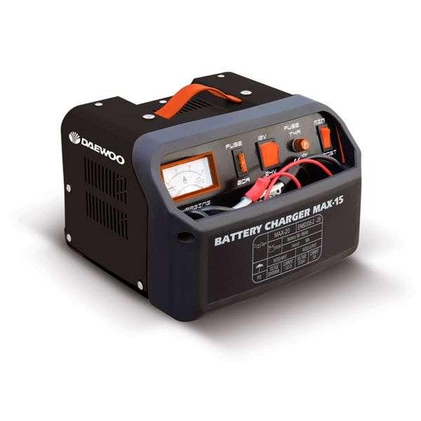 Cargador de Bateria Daewoo - 0