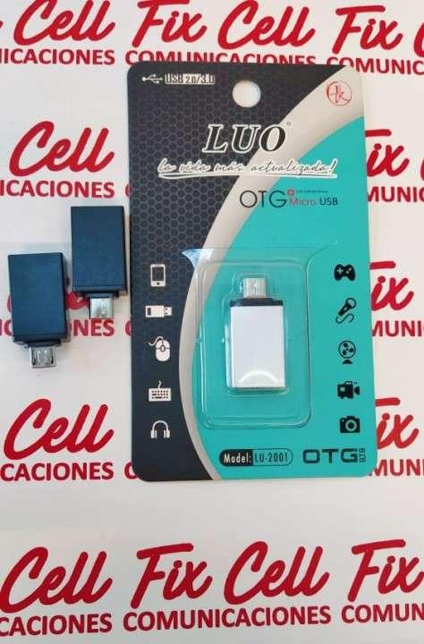 OTG micro usb tipo-c - 1