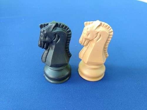 Piezas de ajedrez Dubrovnik de plástico - 5
