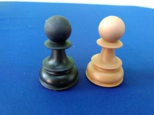 Piezas de ajedrez Dubrovnik de plástico - 8