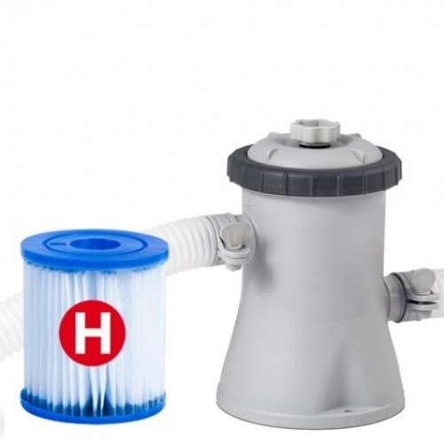Piscina Intex 3.853 litros con filtro - 2