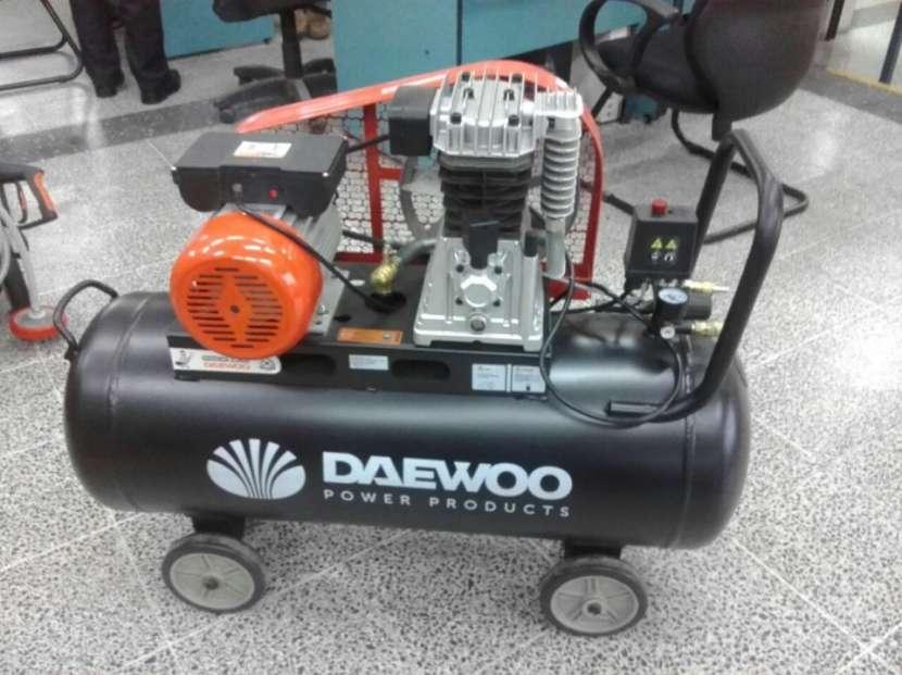 Compresor Daewoo 100 Litros - 0