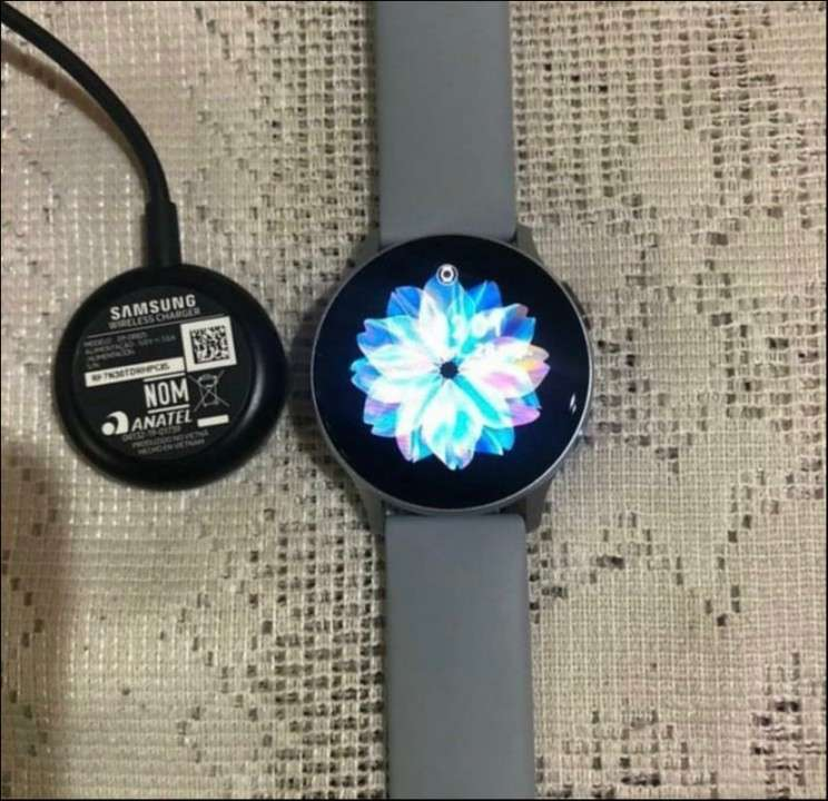 Smartwatch Samsung Active 2 40MM Cloud Silver. - 0