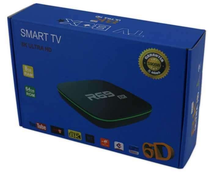TV Box R69 - 1