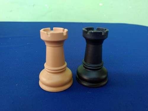 Piezas de ajedrez Dubrovnik de plástico - 7