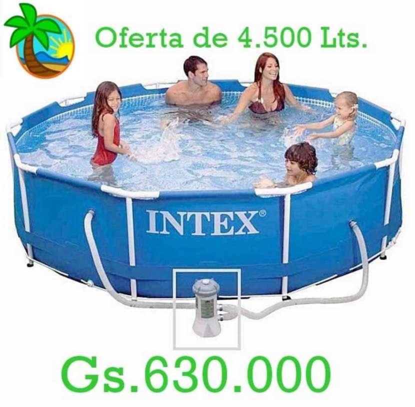 Piscinas Intex de 4.500 litros - 0