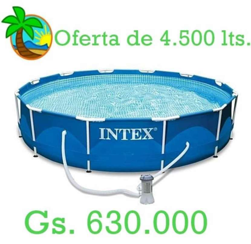 Piscinas Intex de 4.500 litros - 1